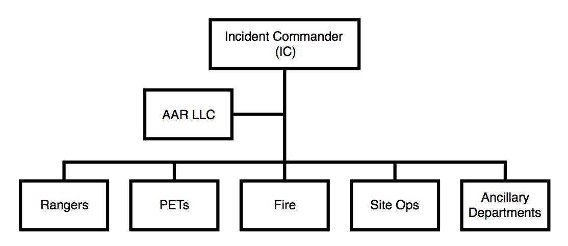 ics slide 1 flipside incident command system burning flipside