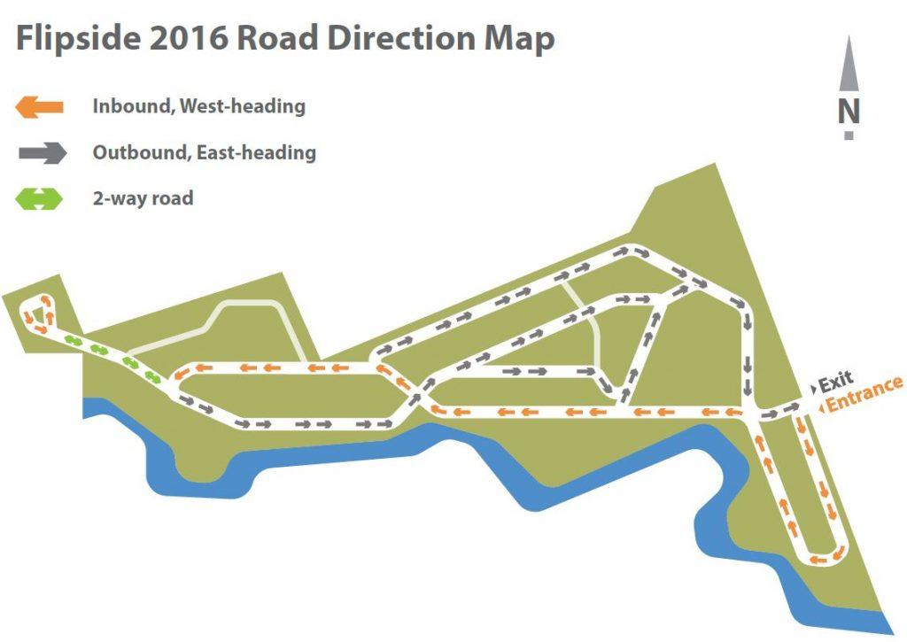 2016RoadDirectionMap